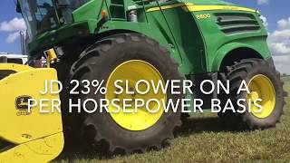 Video CLAAS JAGUAR 970 vs JOHN DEERE 8600  vs NEW HOLLAND FR 780 MP3, 3GP, MP4, WEBM, AVI, FLV November 2017
