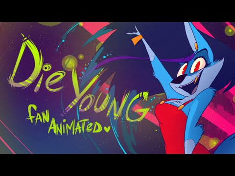 Fan animated music video for Ke$ha - Die Young