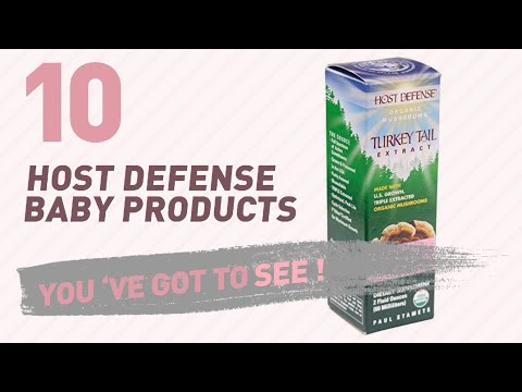 Host Defense Baby Products Video Collection // New & Popular 2017