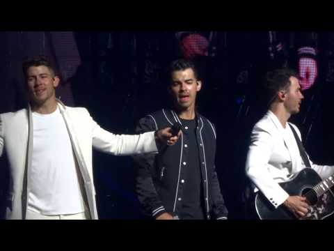 Jonas Brothers - When You Look Me in The Eyes Live - 10/8/19 - San Francisco, CA