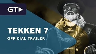 Tekken 7 - Leroy Smith Official Trailer by GameTrailers