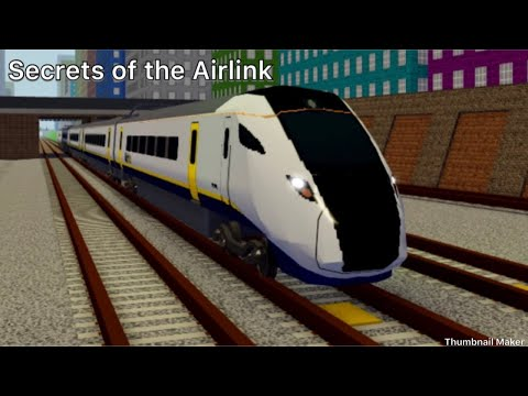 Roblox SCR | Secrets of the Airlink line
