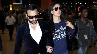 Looks like Saif Ali Khan has had enough of nepotism drama in his life. Leaving all that behind, he has taken off with wife Kareena and son Taimur for a holiday. The couple will be staying at the Royal Gstaad Palace for the next two weeks.LIKE and SHARE this video with your friends if you like it :)SUBSCRIBE To SpotboyE : Click Here ►https://goo.gl/Nf7gKiCheck out our cool website for a lot more updates: http://www.spotboye.comFollow us on Twitter at https://twitter.com/SpotboyeLike us on Facebook at https://www.facebook.com/Spotboye