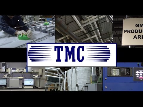 Contract Molecular Distillation Service From Tmc Industries