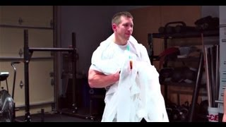 CrossFit - Dan Bailey Visits CrossFit HQ: Part 2