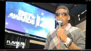super star Skrilla Scrooge Live at The  B.E.T. Awards !