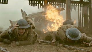 映画『1917 命をかけた伝令』本編ワンカット撮影映像