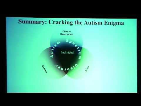 Part 5. CIFAR/OBI Public Lecture on Autism, Presented by Autism Speaks