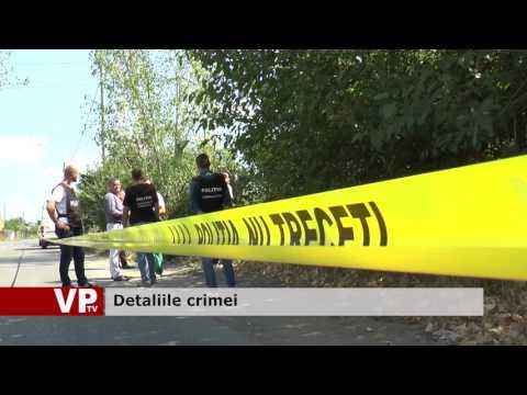 Detaliile crimei