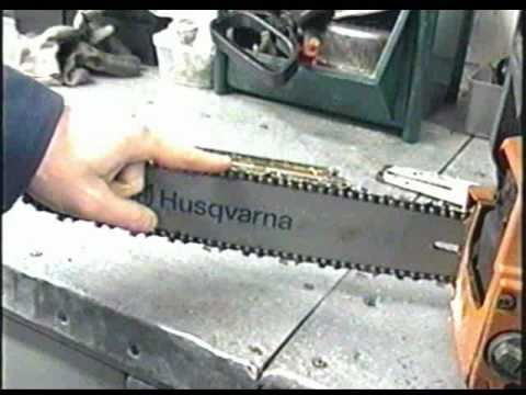 Chainsaw - Learn HOW TO manually sharpen a chainsaw by hand with no power tools in the easy to follow tutorial. Visit my channel for more repair videos; http://www.yout...