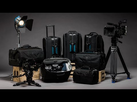 Tenba unveils fast access Cineluxe video bags