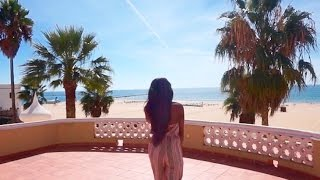 Algarve Portugal  city images : FOLLOW ME TO ALGARVE PORTUGAL | VACATION/ TRAVEL VLOG 1| Outfits & secrets to happiness