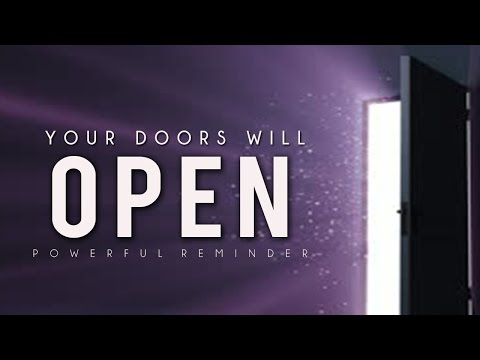 Your Doors Will Open! - Powerful Reminder By Nauman Ali Khan (Islamic Lecture in English)