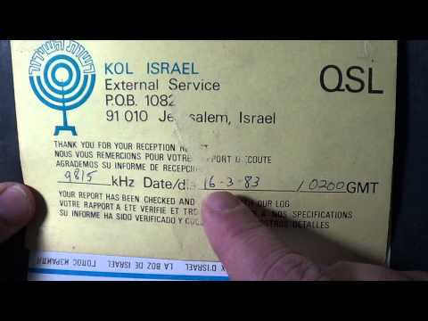 how to collect qsl cards