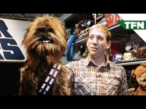collection - Get ready to explore Rancho Obi-Wan - the world's LARGEST Star Wars memorabilia collection! Lucasfilm Fan Relations Adviser Steve Sansweet gives Scott an exc...