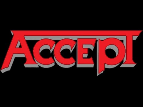 Accept - Balls To The Wall (Lyrics on screen)