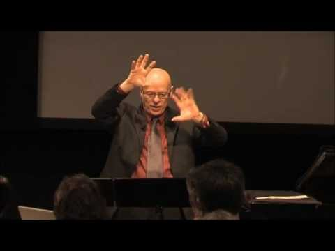 God's freedom and the world's freedom  - 2010 New College Lectures Highlights (Prof Jeremy Begbie)
