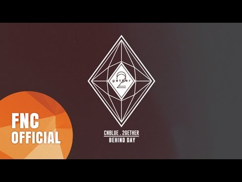 CNBLUE 2nd ALBUM [2gether] - Behind Day -