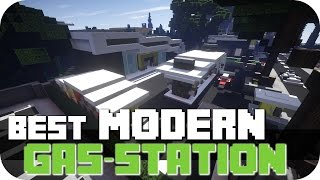 Minecraft - Best Modern Gas-Station! More of those modern Buildings (houses, restaurant's, shops, offices) you'll find on my Channel, take a look!►FACEBOOK: https://www.facebook.com/DaxMatic►GOOGLE+: https://plus.google.com/+DaxMatic/posts►DOWNLOAD: http://adf.ly/1IXFZ1..............................................................................................« CINEMATICS (PLAYLISTS) »► EPIC! - Series: http://bit.ly/1OuH1UC► TexturePacks: http://bit.ly/1DpXNhu► RollerCoasters: http://bit.ly/1DYCFUe► Server-Map: http://bit.ly/1Eh9f5J► Mansions: http://bit.ly/1xrKO1q► Modern Buildings: http://bit.ly/1AewzwC► Ships/Yachts: http://bit.ly/1wYEo8Q..............................................................................................« CREDITS »► Intro: https://www.youtube.com/user/WinstonePicture► Outro: https://www.youtube.com/user/OffTM4► Music: Audioscribe - Free Fall► My Server: mc.paradisefalls.eu..............................................................................................« MINECRAFT »► Official Site: https://minecraft.net/► ResourcePack: Flow's HD fixed by DaxesMC► ShaderMod: Seus 10.1 Ultra► Version: 1.7.10..............................................................................................