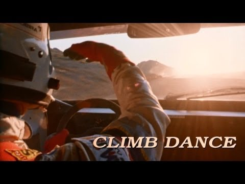 climb - Remastered version of a short film by Jean Louis Mourney featuring Ari Vatanen and Robby Unser driving up the Pikes Peak International Hill Climb in the Peug...