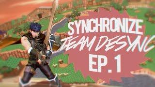 "【SSB4】""Synchronize"" – Team Desync Crew Montage/Trailer. My first montage, criticism is welcome. :)"