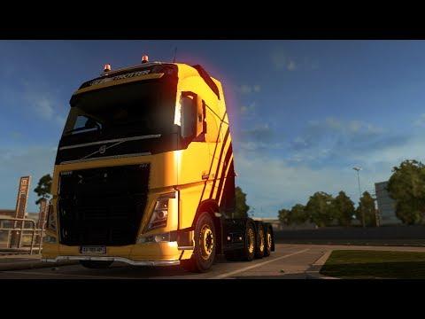 New Volvo FH16 2012 v4.0