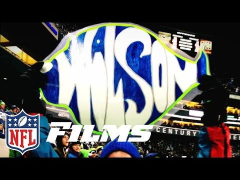 Video: The Seattle Seahawks' Russell Wilson Collides with Phish | NFL Films Presents