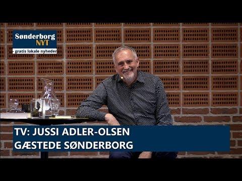 Jussi Adler-Olsen gæstede Sønderborg