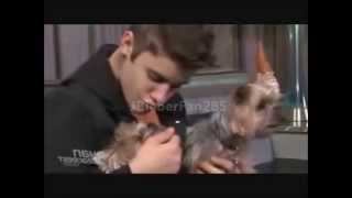 Justin Bieber Funny Moments 2012 (NEW)