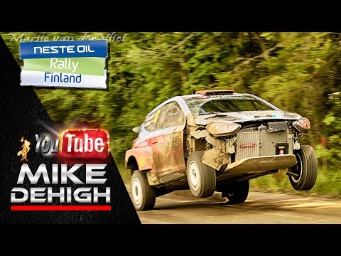 Latest WRC & Rally HD Videos