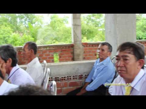 Đức Cha Phêrô giảng lễ: Kỷ niệm 10 năm Gx Vĩnh Hưng, ngày 25.6.2016