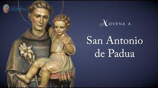 DÍA 1 - NOVENA SAN ANTONIO DE PADUA