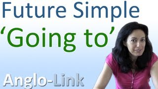 Future Simple Vs 'Going To' Future - Learn English Tenses (Lesson 6)