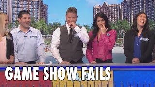Video Worst Game Show Fails Ever! MP3, 3GP, MP4, WEBM, AVI, FLV Agustus 2019