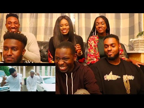 Patoranking Ft. Diamond Platnumz - Love You Die ( REACTION VIDEO ) || @patorankingfire