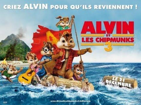 Alvin et les chipmunks 3 bande-annonce VF