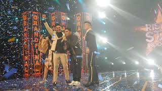 Video Detik-Detik Kemenangan Elvan Saragih /Grand final /Rising Star Indonesia MP3, 3GP, MP4, WEBM, AVI, FLV April 2019