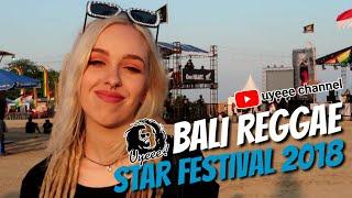 Video Day 1 at BALI REGGAE STAR FESTIVAL 2018 | UYEEE CHANNEL VLOG MP3, 3GP, MP4, WEBM, AVI, FLV November 2018