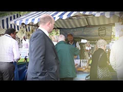 Edinburgh Farmers' Market 15th Anniversary