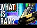 What is RAM? What does RAM do? (DinoPC) HBM, HBM2, DDR4, GDDR5