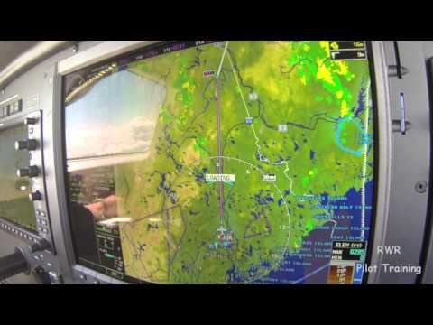 North Atlantic Crossing in a G1000 Piper Meridian: Leg 1