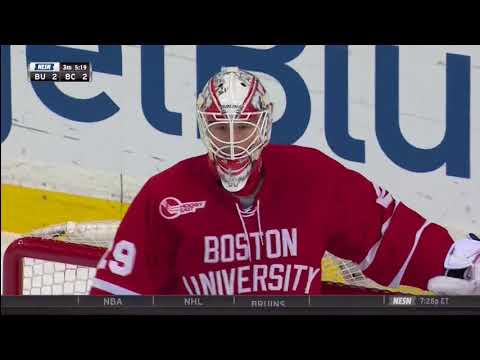 Boston University vs. Boston College - 2018 Hockey East Semifinals (видео)