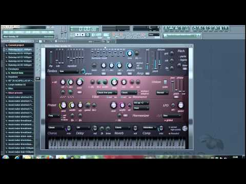 video aula fl studio(por dj weverson lunardelli)