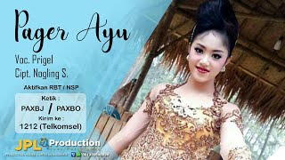 Prigel - Pager Ayu [OFFICIAL MUSIC ]