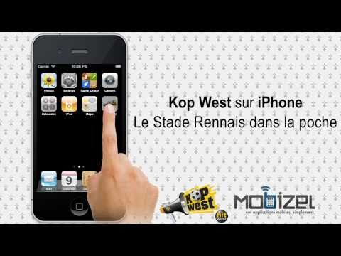 Video of Kop West Rennes