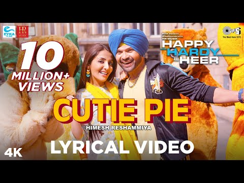 Cutie Pie Lyrical - Happy Hardy And Heer