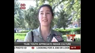 Craze for Indian culture in Tajikistan