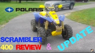 10. Update & Review: Polaris Scrambler