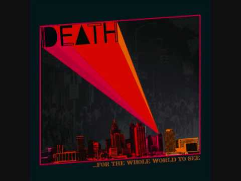Tekst piosenki Death (proto punk band) - Let The World Turn po polsku
