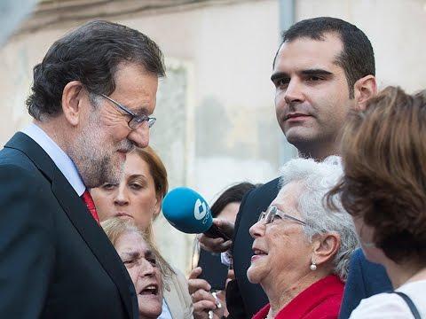 """Rajoy: """"Un país será bueno en la medida en que sus empresas sean competitivas, capaces de exportar y de competir con otros países"""""""